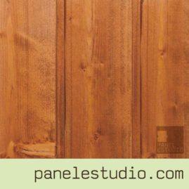 Acabado decorativo castaño www.panelestudio.com