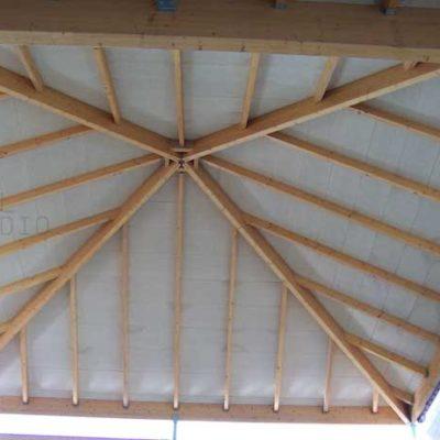 Economía y eficiencia energética del panel de madera para cubierta. www.panelestudio.com