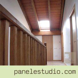 Estructuras de madera para cubierta. Panel de madera. www.paneldecubierta.com