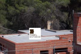 Ventajas del panel de madera para cubiertas y tejados. www.panelestudio.com