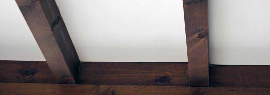 Panel de cubierta placa de yeso laminado knauf.