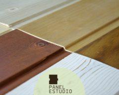 Gama de acabado en friso madera Madrid.