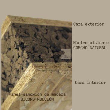 Bioconstrucción doble OSB3 www.panelestudio.com