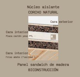 Bioconstrucción dos paneles www.panelestudio.com