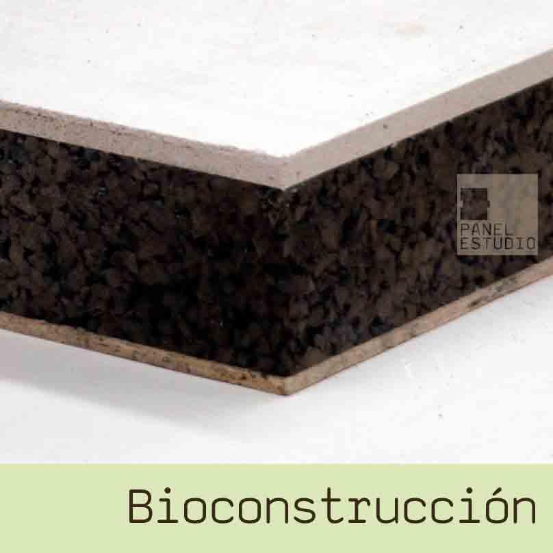 Bioconstrucci n panel de xido de magnesio y corcho - Panel de corcho para pared ...