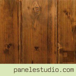 Acabado decorativo nogal www.panelestudio.com