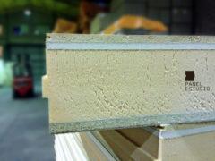 Altas Prestaciones. Panel de madera para cubierta.