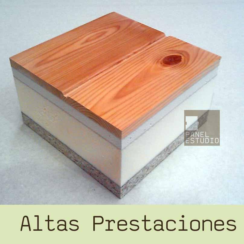Panel sandwich de madera para cubiertas de altas - Panel sandwich aislante ...