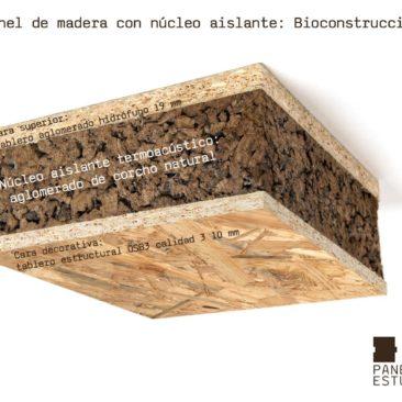 Paneles de madera de corcho negro para bioconstrucci n - Aislante de corcho ...