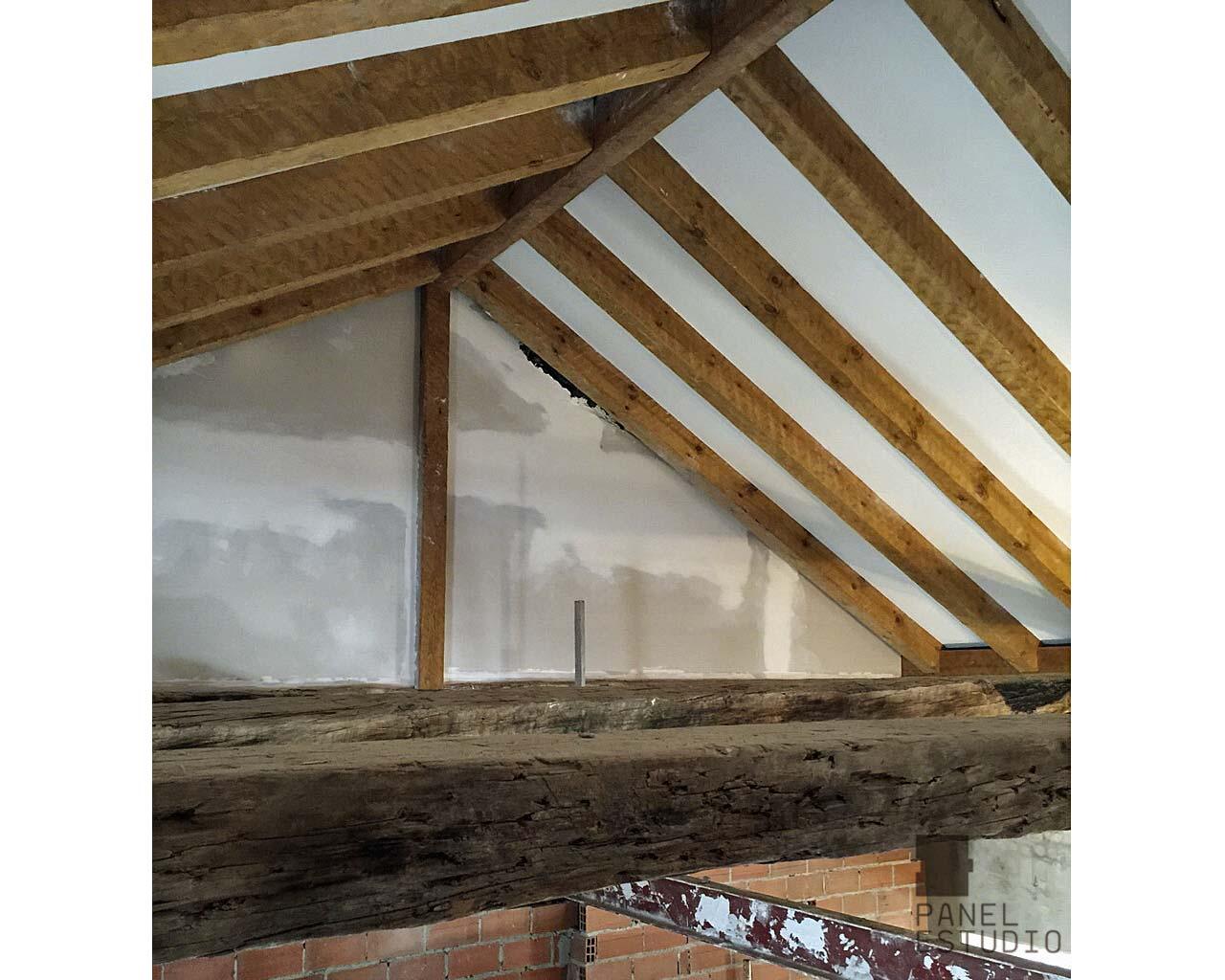 Cart n yeso paneles de madera para tejados y cubiertas - Panel sandwich de madera ...