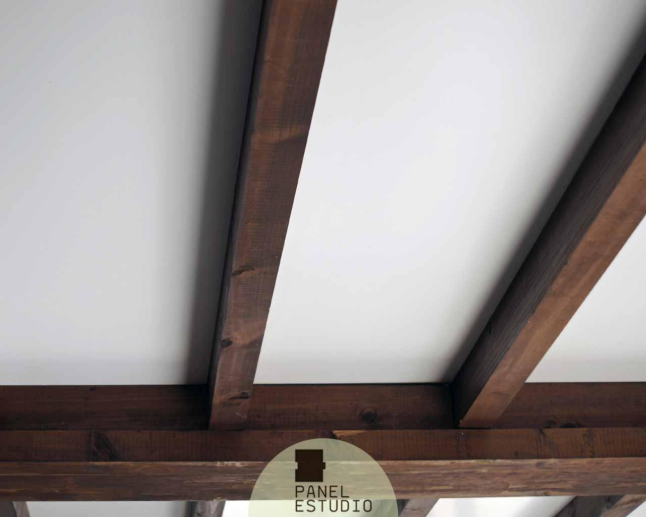 Cart n yeso paneles de madera para tejados y cubiertas - Panel madera cemento ...