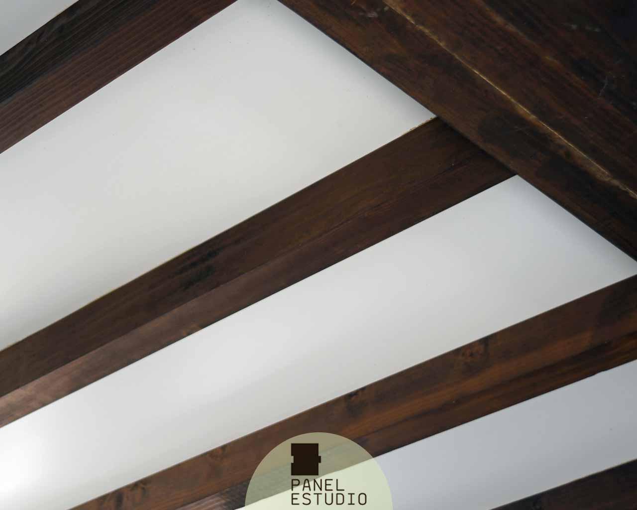 Cart n yeso paneles de madera para tejados y cubiertas for Tejados y cubiertas de madera