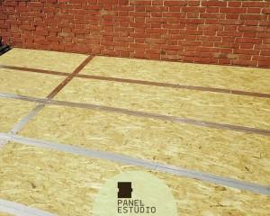 Panel sandwich de madera para tejados con acabado osb3 - Precio tablero osb ...