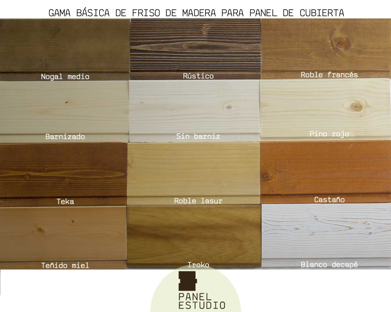 Friso abeto panel de madera para tejados y cubiertas for Tejados de madera precios