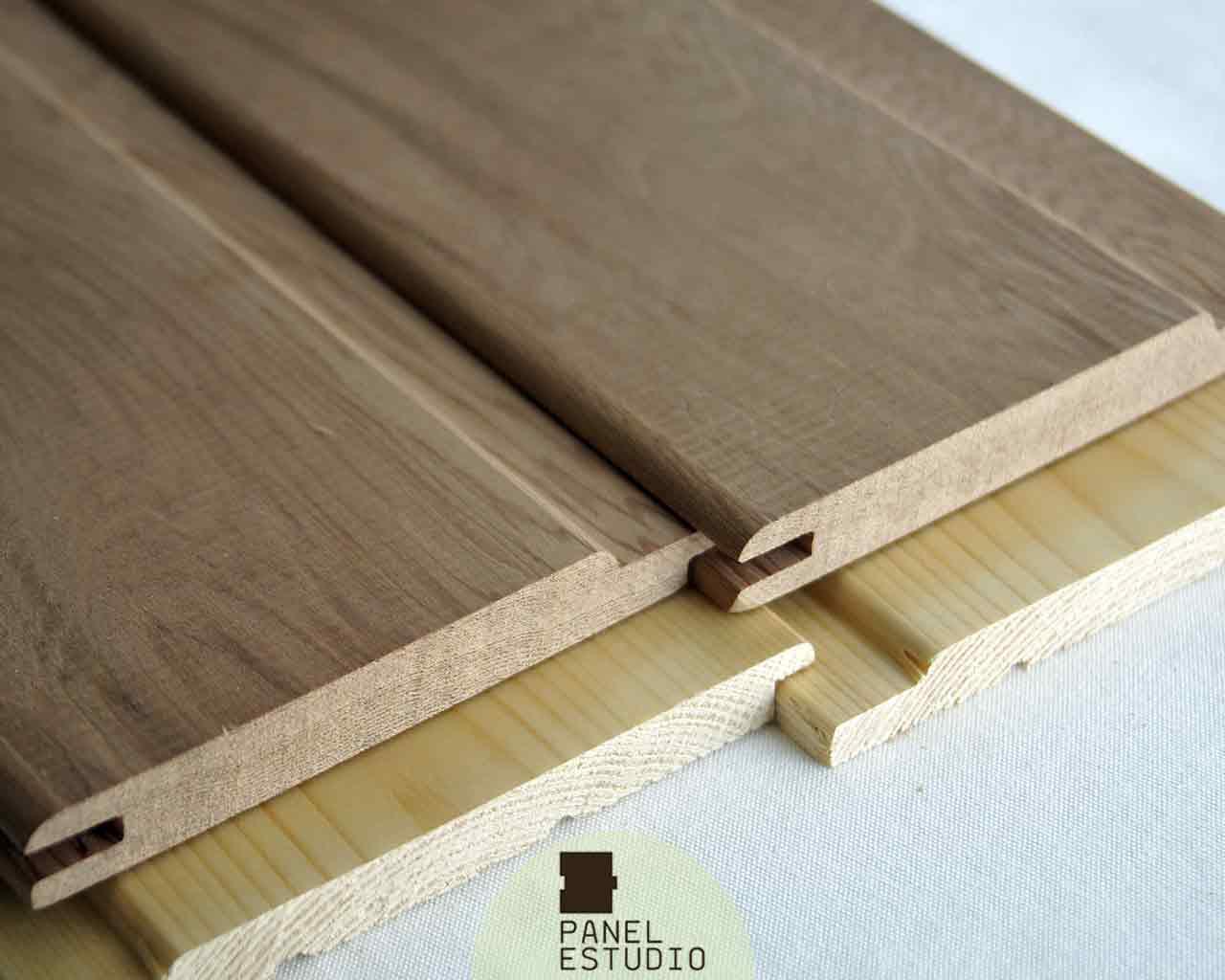 Friso abeto panel de madera para tejados y cubiertas for Friso madera pared