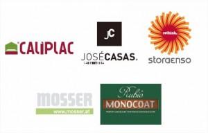 Patrocinadores III jornadas de la madera para la construcción. 2015.