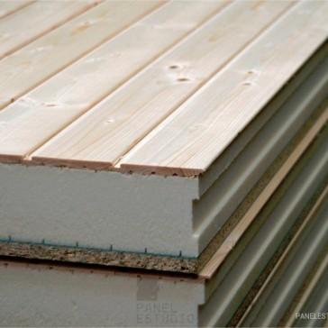 Paneles de madera con n cleo aislante - Disenar mi casa ...