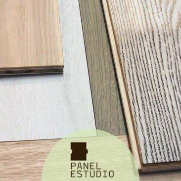 Preciosos acabados decorativos para paneles de madera para cubierta.