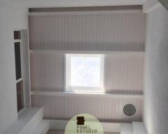 Madera panel para tejados y cubiertas. Madrid paneles sandwich.