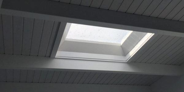 Material de cubiertas. Panel de madera para cubiertas y tejados Madrid.
