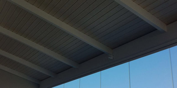 Porches de madera valencia finest bienvenidos a reformas - Paneles decorativos exterior ...