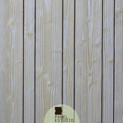 Friso BILAMA en doble tonalidad para panel sandwich de madera. Friso madera panel.